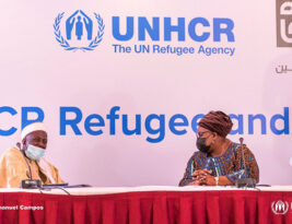 First pledge of 1 million NGN to Nigeria's Refugee and IDP Zakat Fund comes from the Sokoto State Zakat and Endowment Commission (SOZECOM)