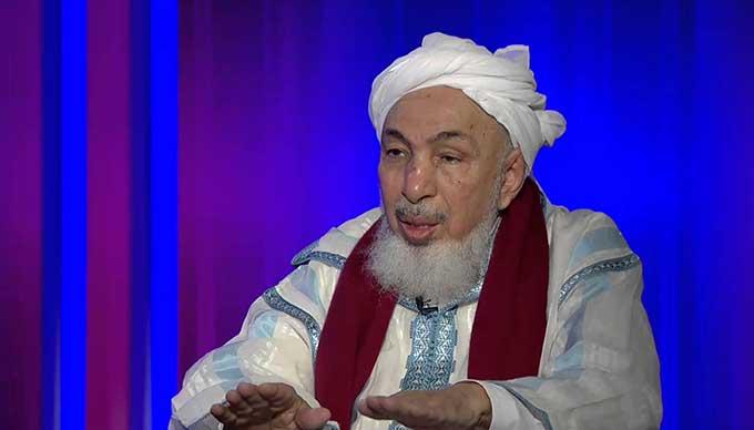 Sheikh Abdullah bin Bayya